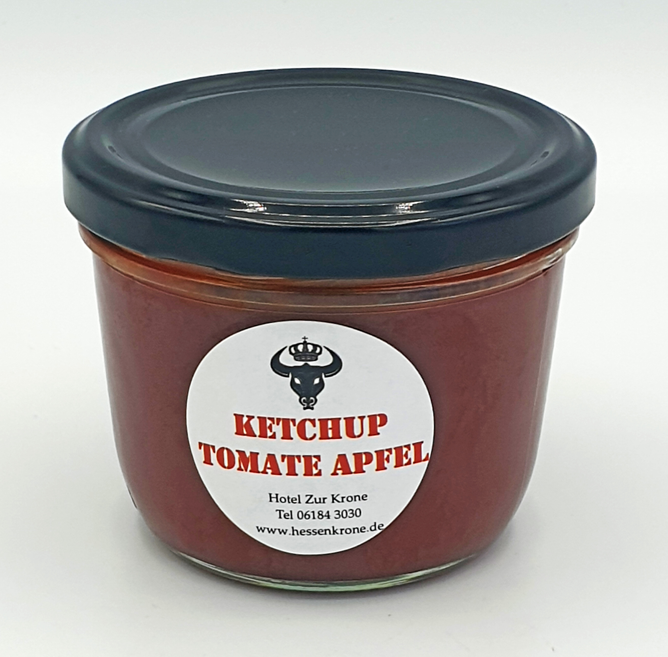 Barbecue Apfelketchup