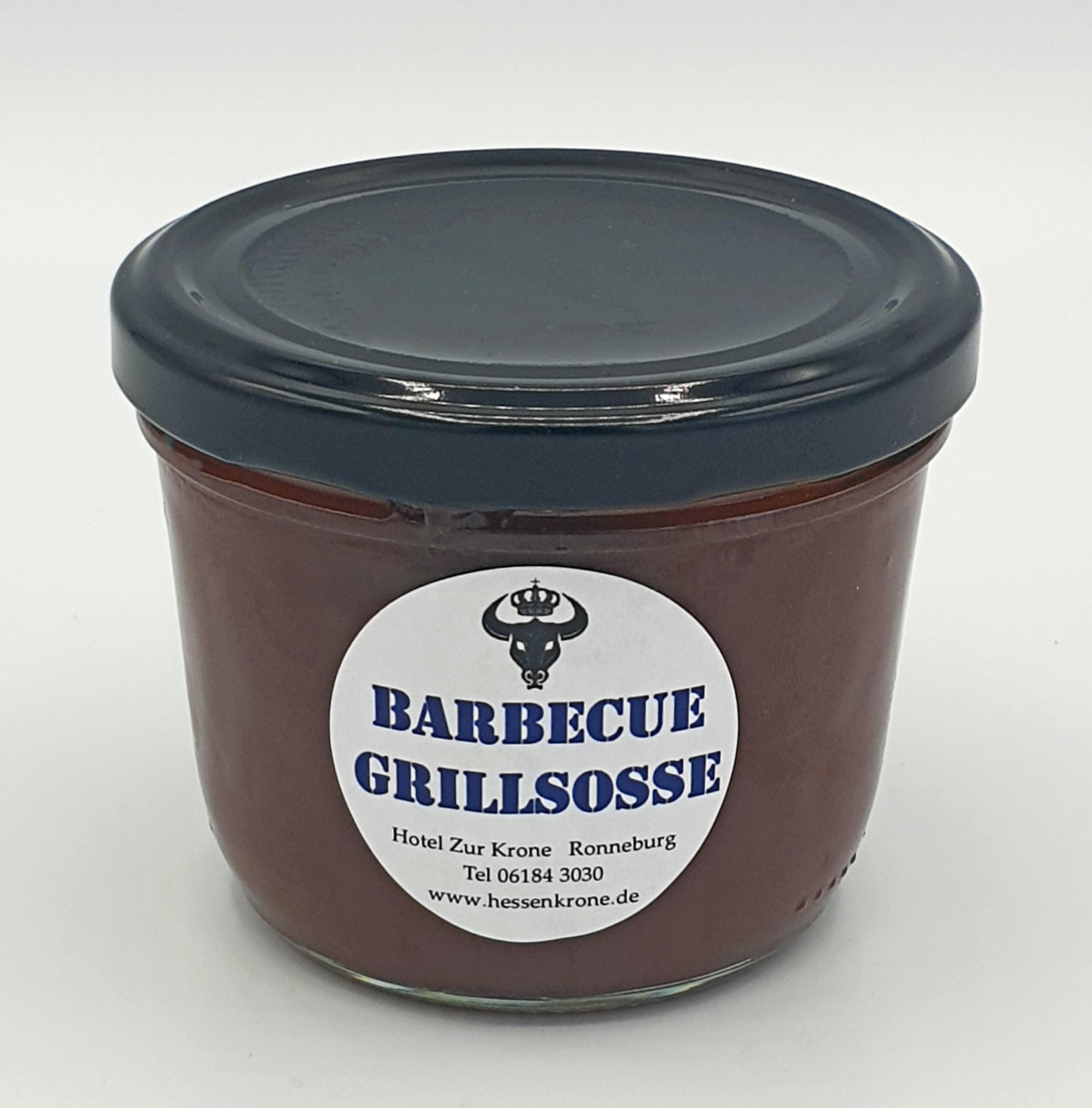 Barbecuesoße hessenkrone