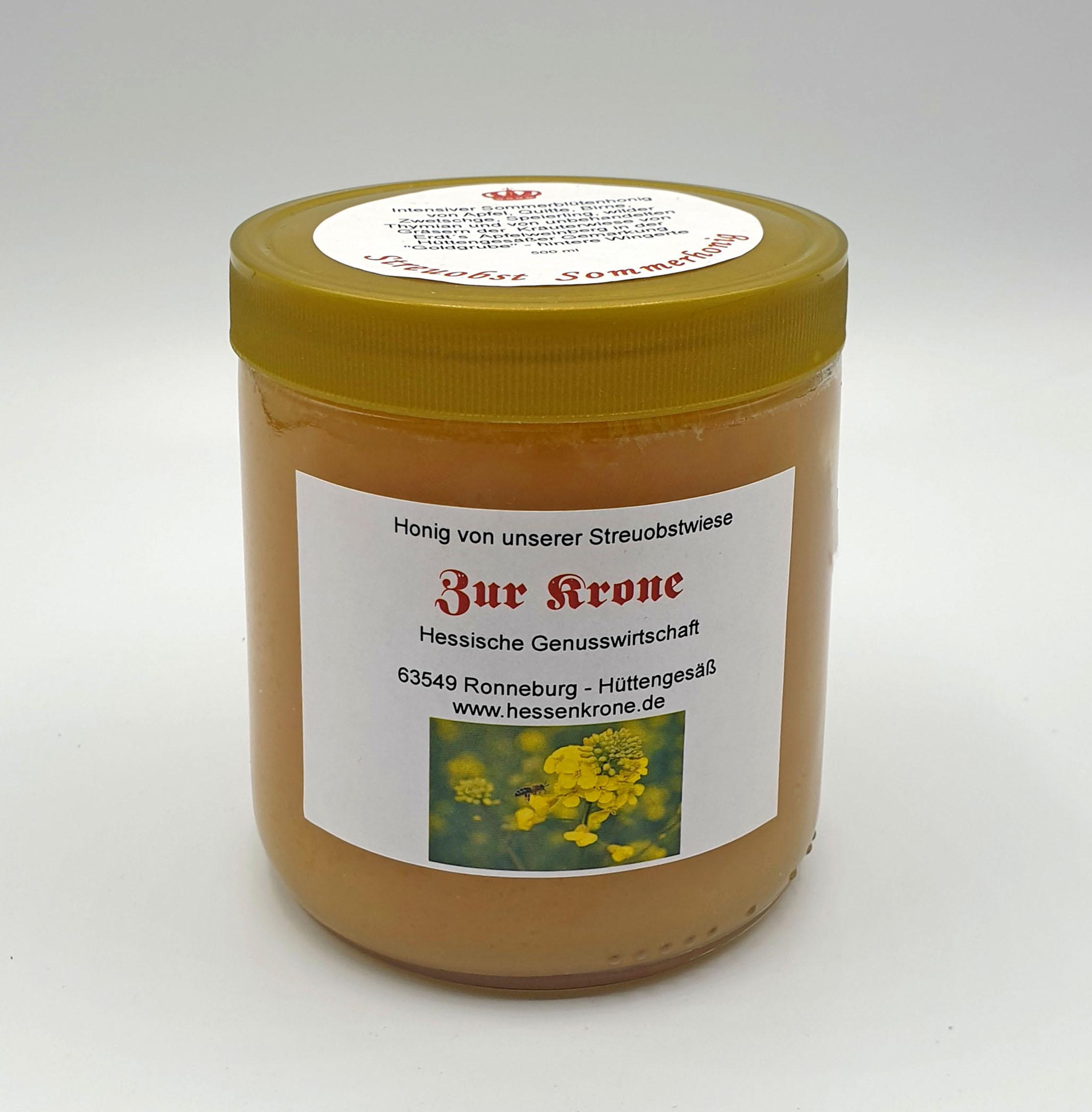 Honig vom Apfelweinberg 500ml