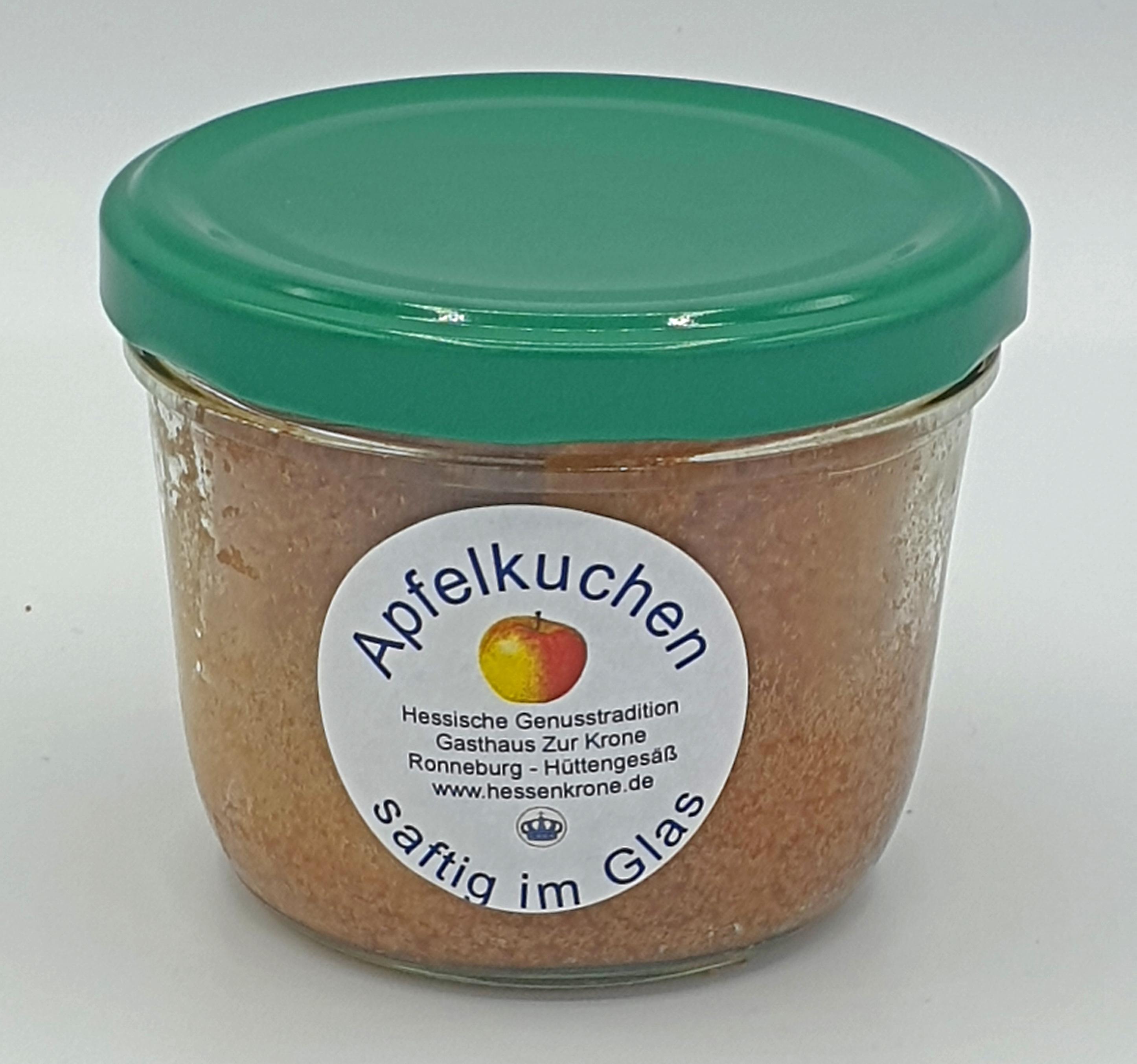 Apfelmuffin im Glas 180 ml