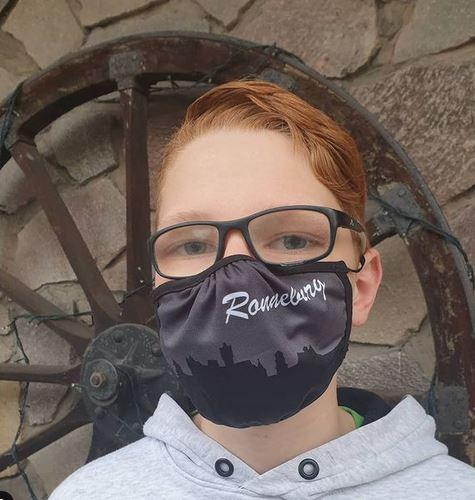Ronneburg Skyline Maske
